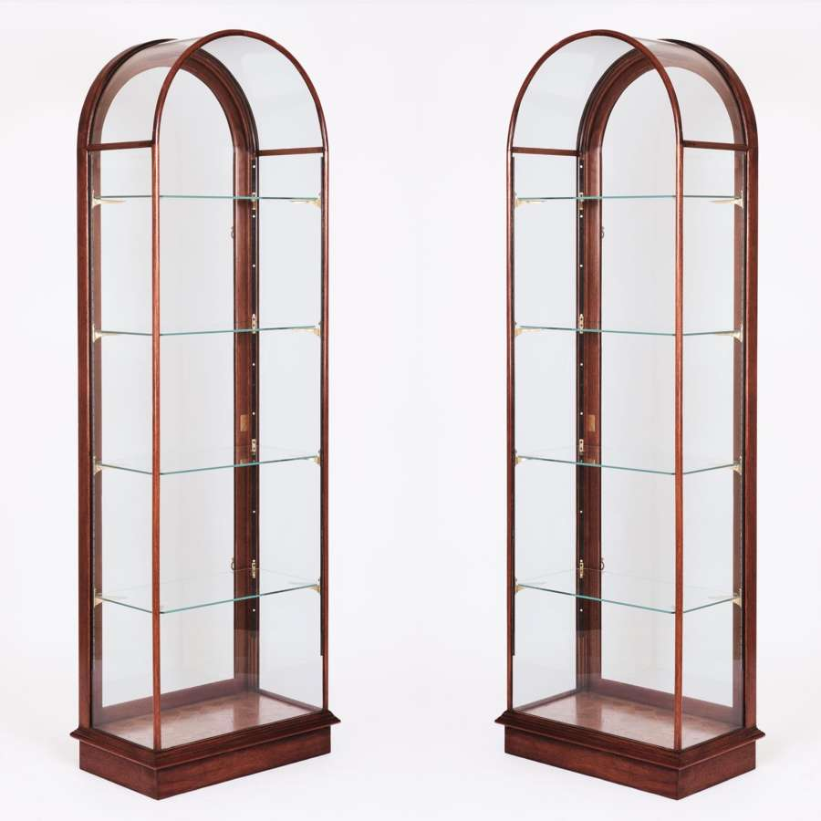 Wall & Tower Display Cabinets