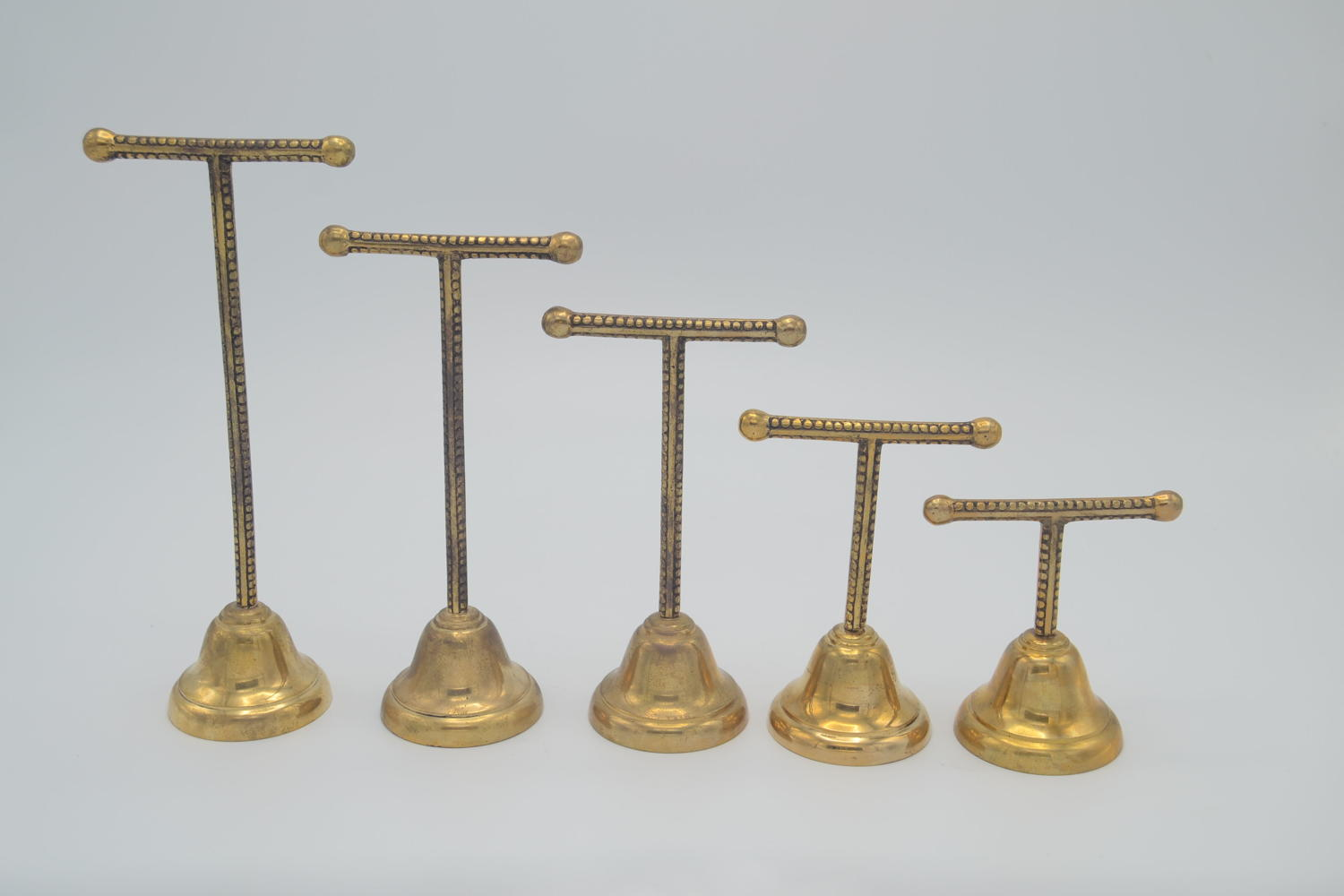 Vintage Antique Style Shoe Stands