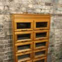 Vintage Drapers Haberdashery Shop Display Cabinet - picture 2