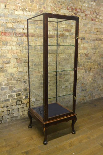 Antique Victorian Shop Display Cabinet