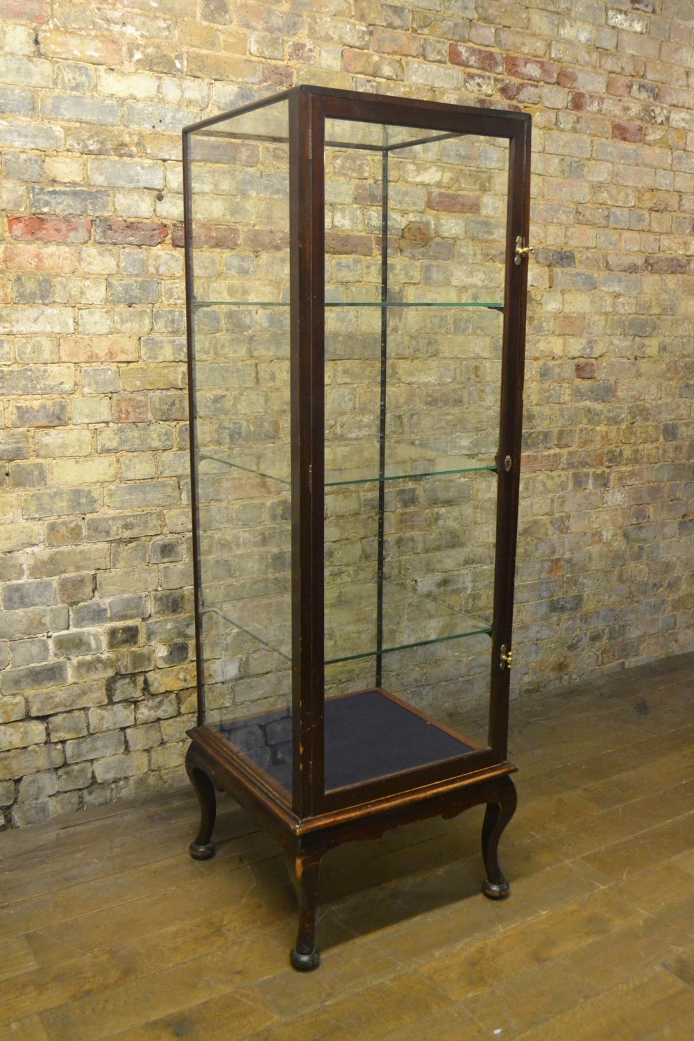 Antique Victorian Shop Display Cabinet - picture 1 ... - Antique Victorian Shop Display Cabinet In Wall & Tower Cabinets