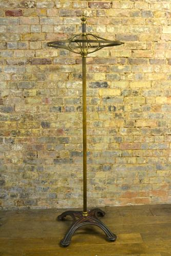 Antique Victorian Hat and Coat Stand