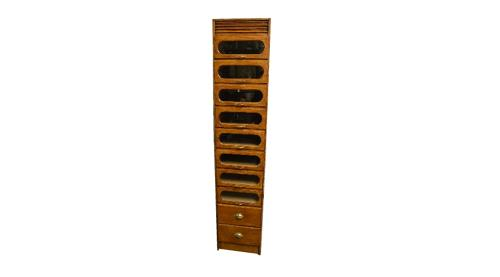 Single Haberdashery Bedroom Cabinet Made to Order