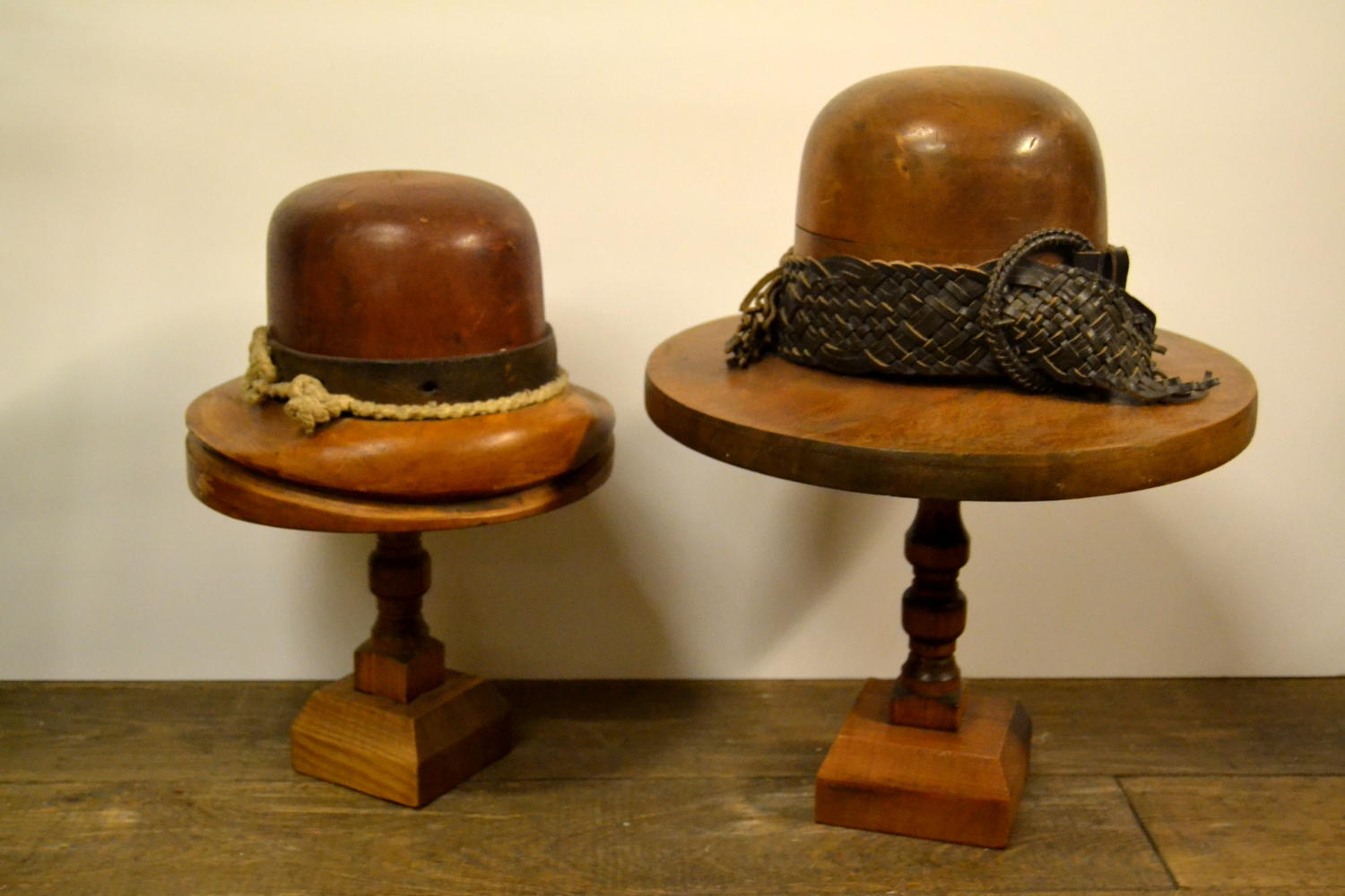 Antique Hatblocks
