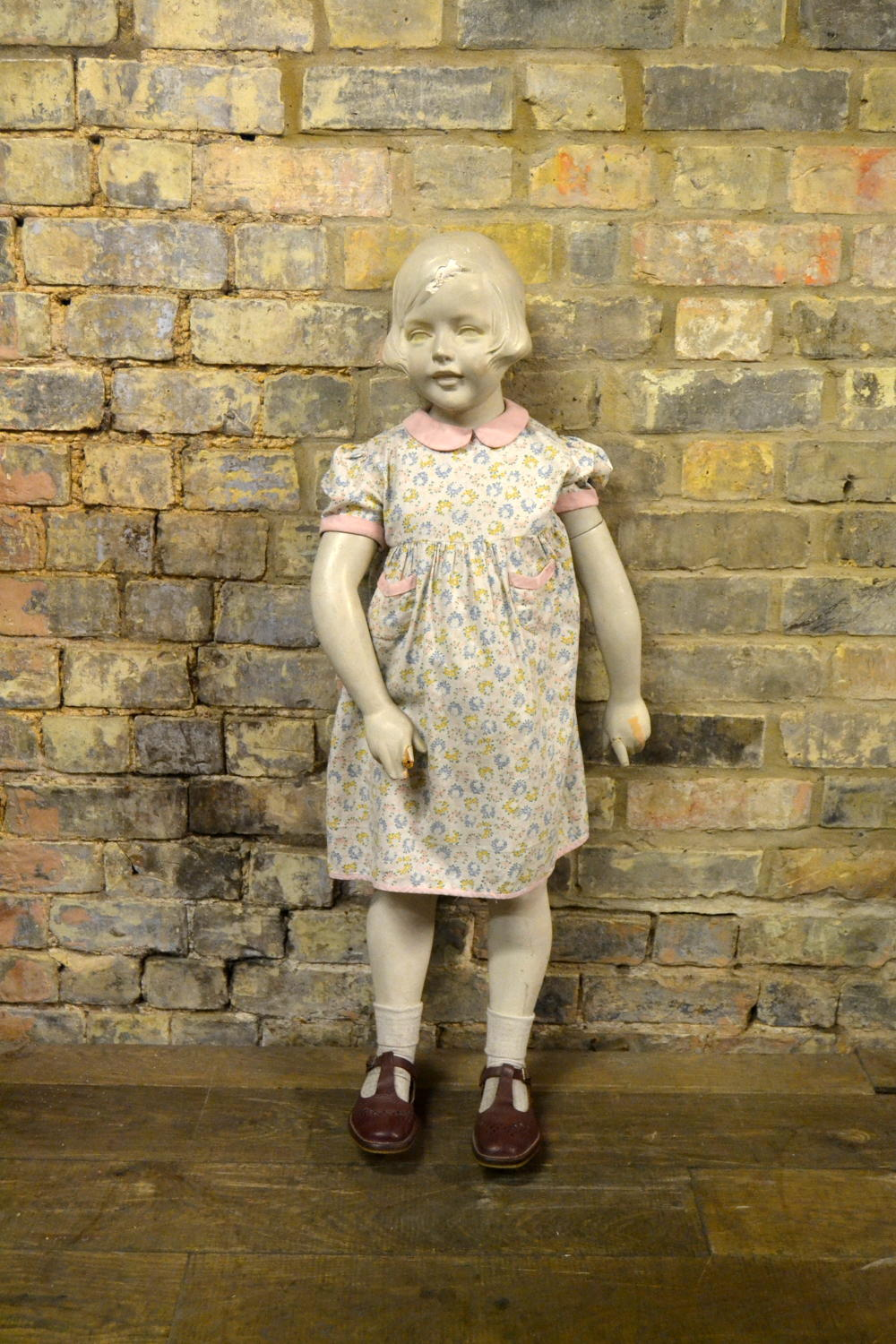 Antique Child Mannequin