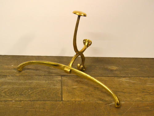 Brass Bespoke Coat Hook