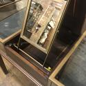 Brass Jewellery Shop Counter Cabinet on Legs - picture 4