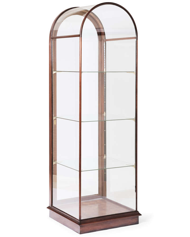 Bow Top Cabinet