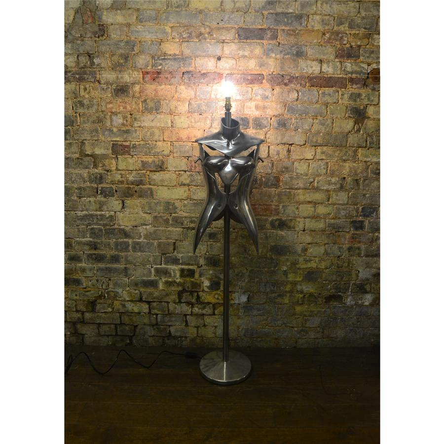 Standing Mannequin Light designed by Nigel Coates