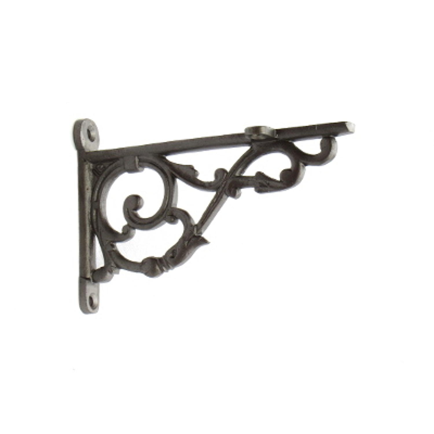 Large Cast Iron Bathroom Shelf Bracket