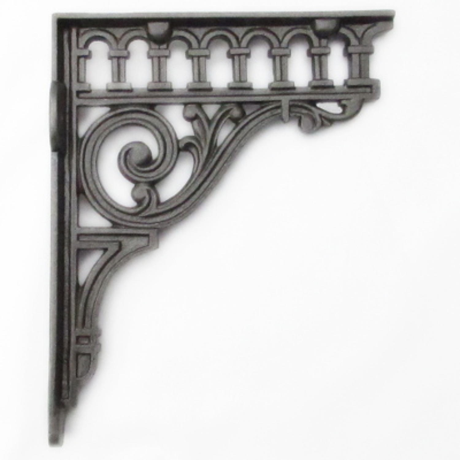 Cast Iron Classical Shelf Bracket