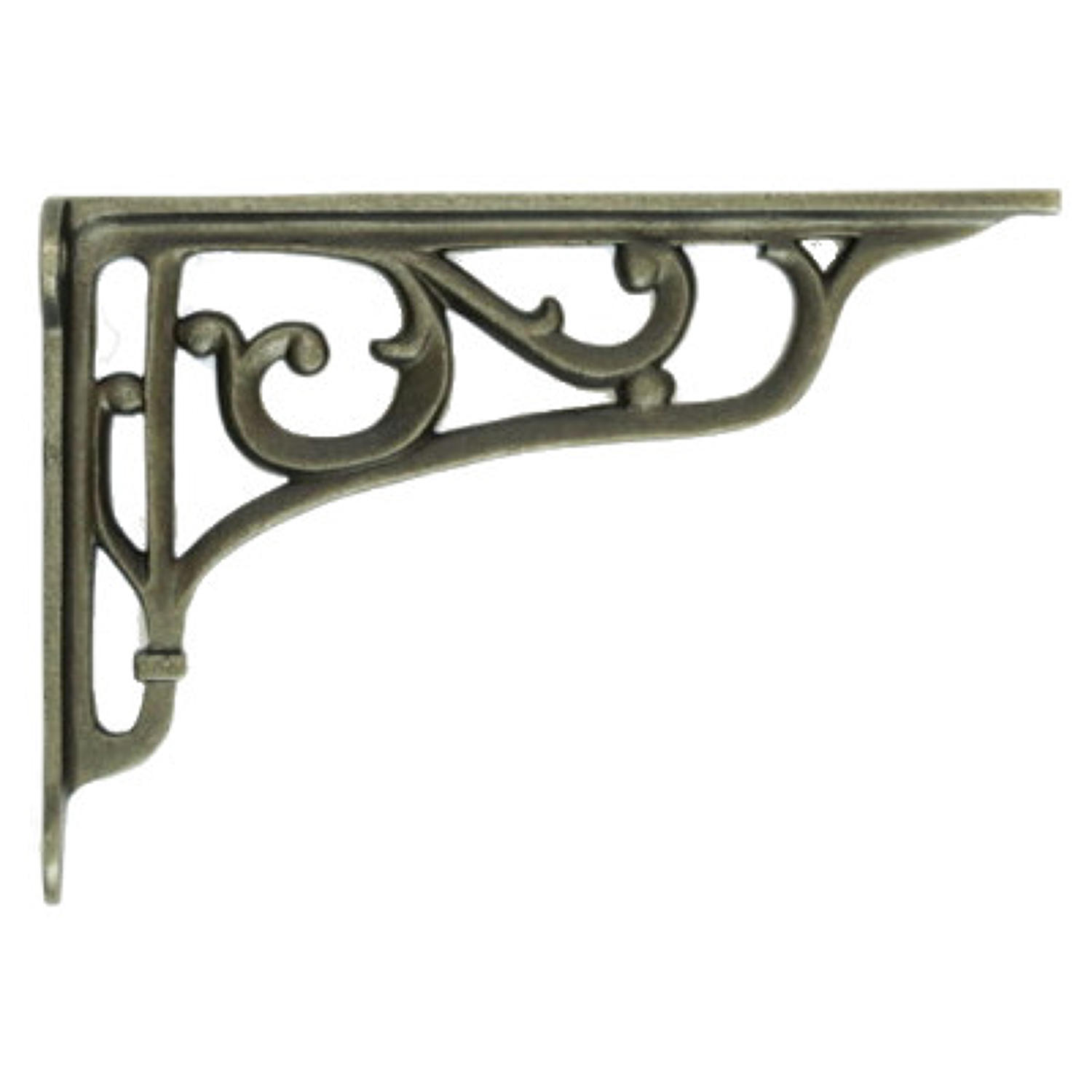 Cast Iron Edwardian Shelf Bracket