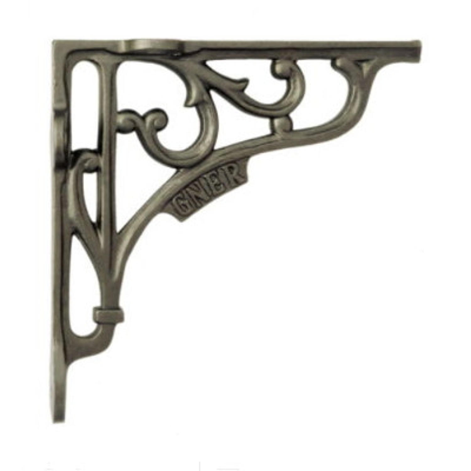 Small Cast Iron Railway Shelf Bracket
