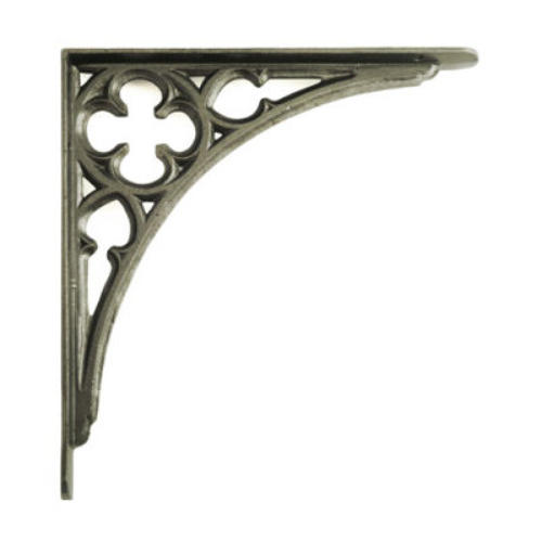 Medium Cast Iron Gothic Shelf Bracket