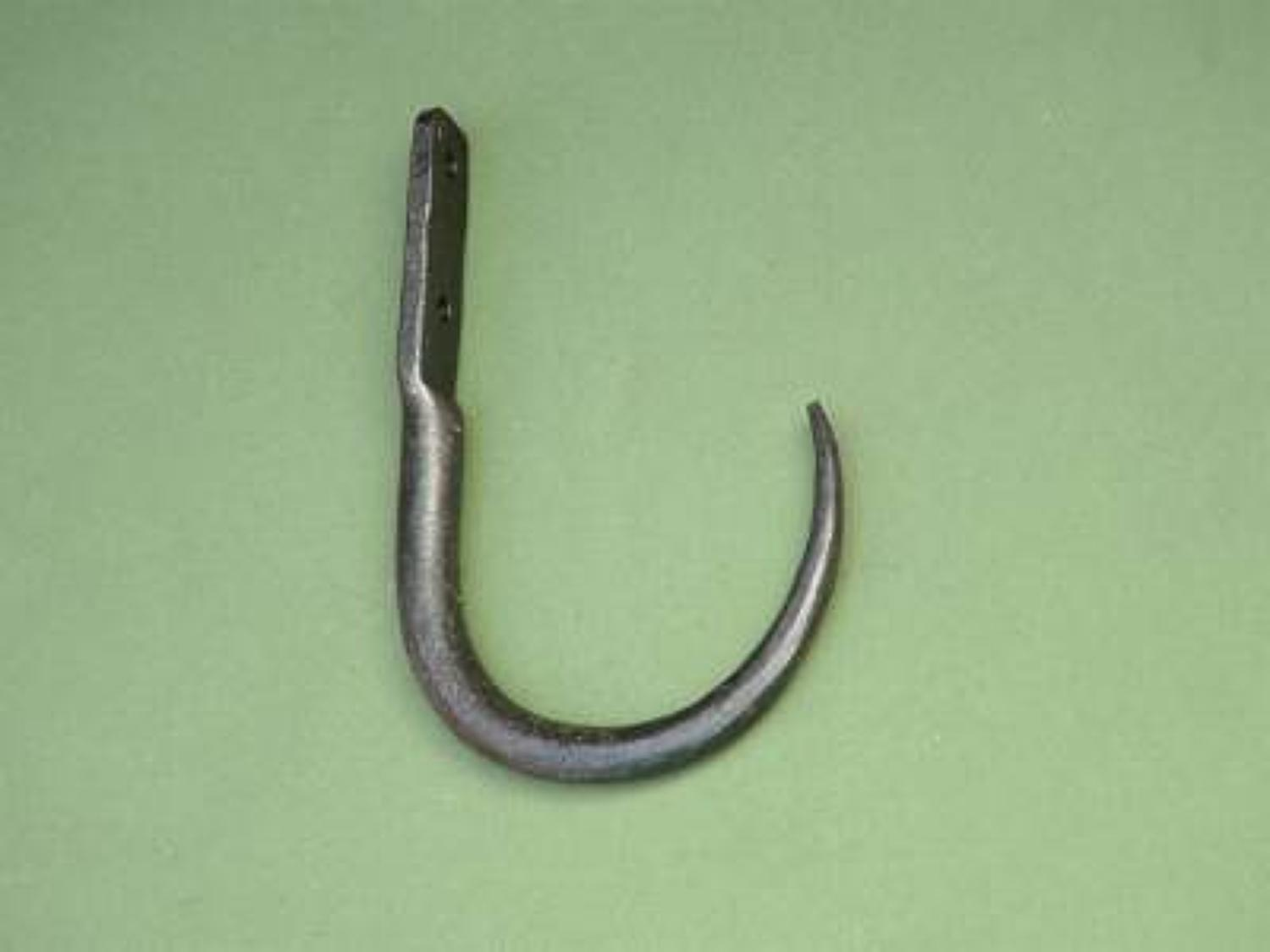 Medium Wrought Iron Meat Hook