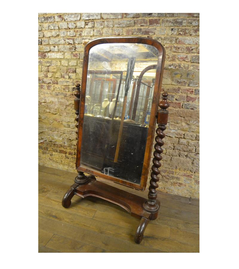 Beautiful Cheval Mirror