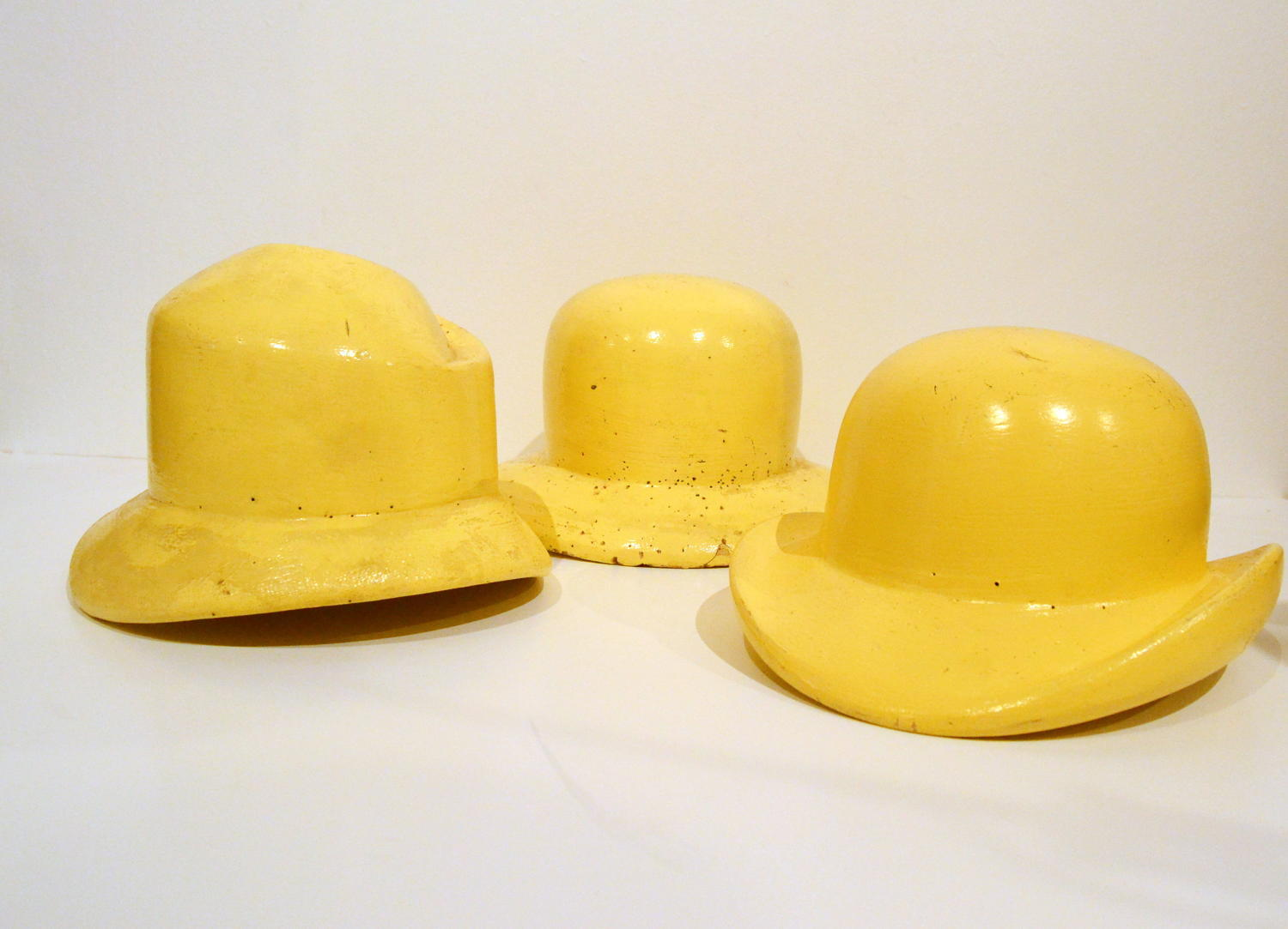 Various Hat Molds