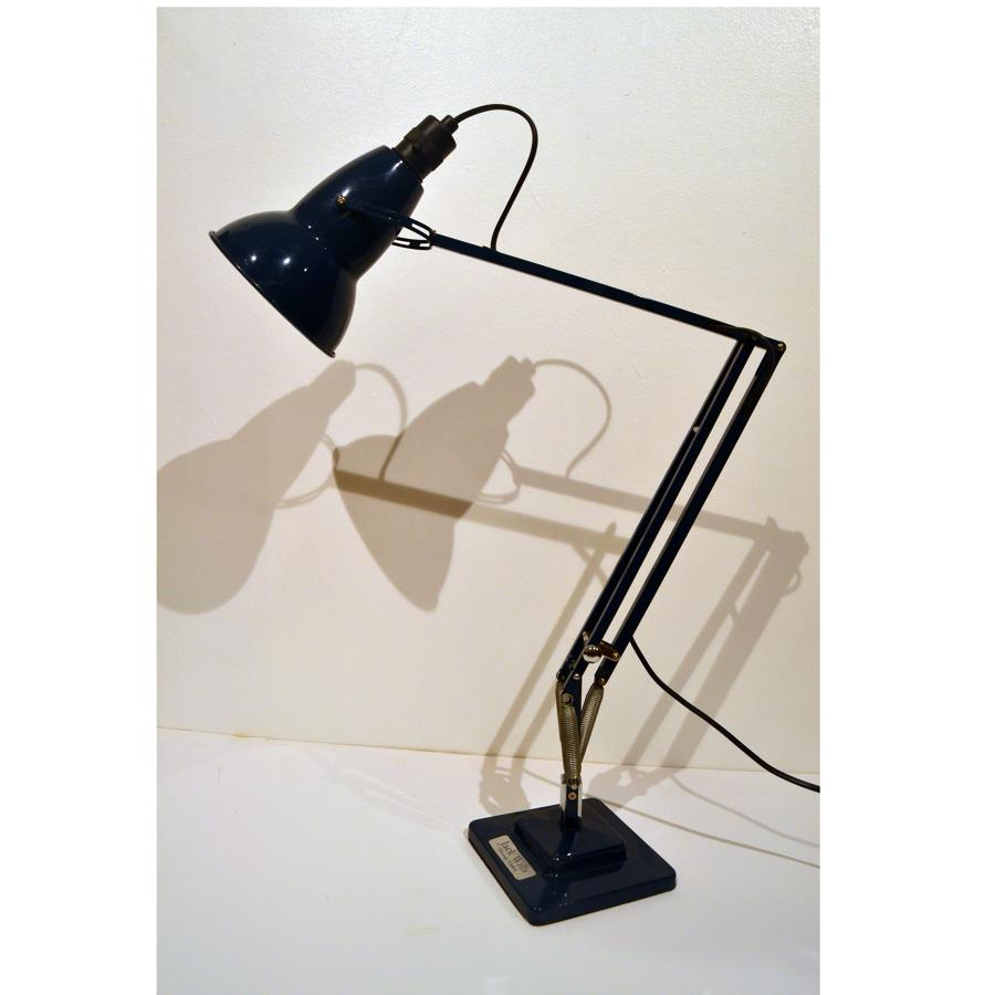 Blue Anglepoise Lamps