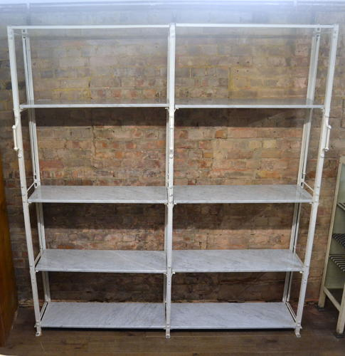 Marble Shelving