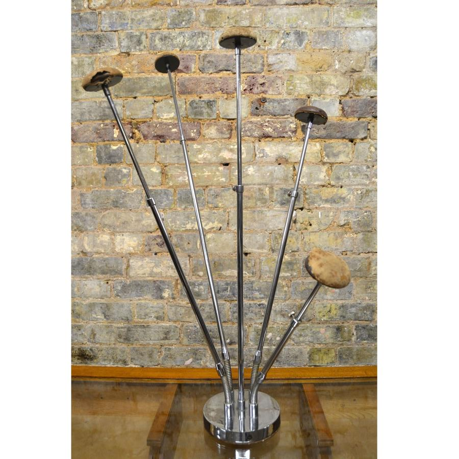 Large Art Deco Hatstand