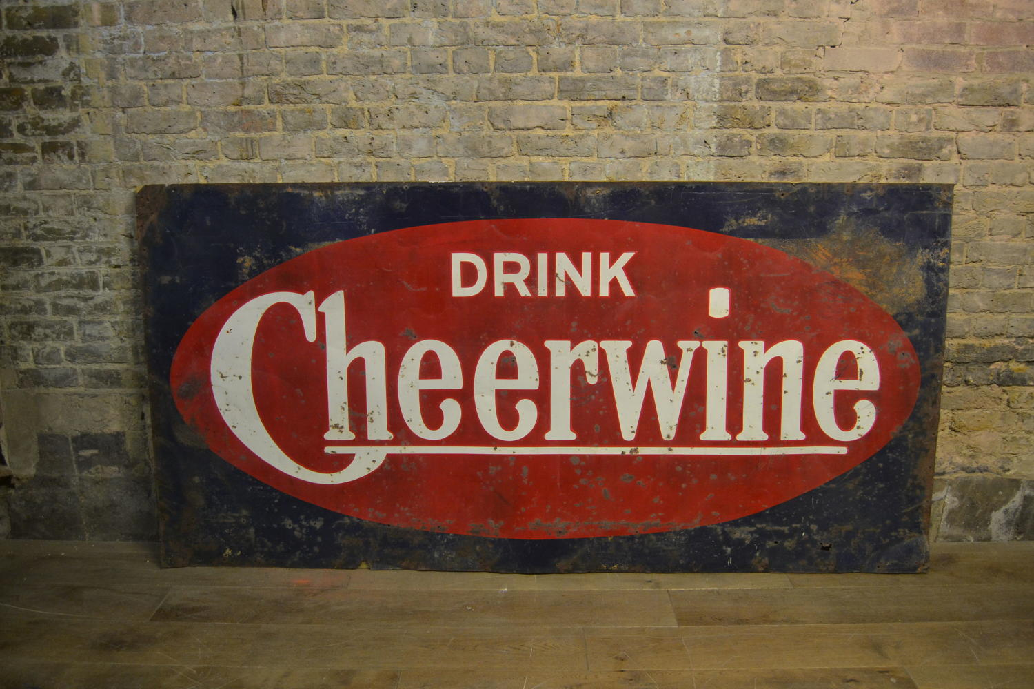 Drink Cheerwine Sign