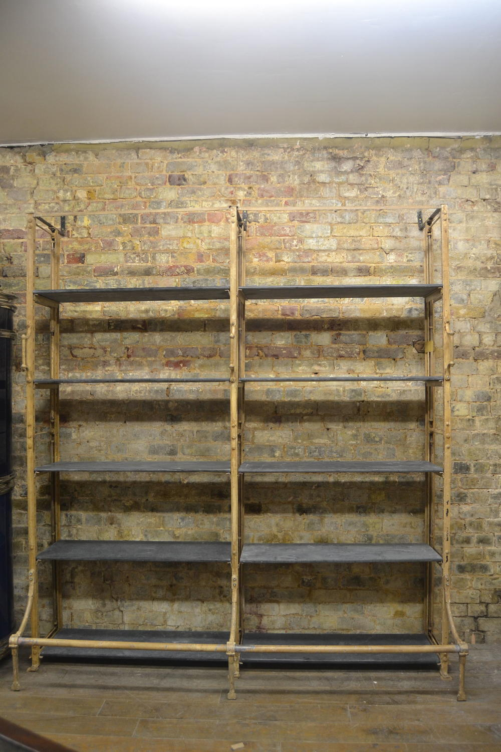 Slate Shelving Unit