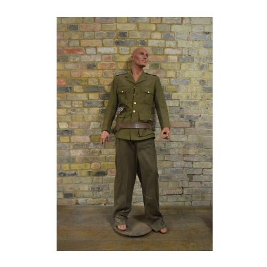 Male Soldier Mannequin