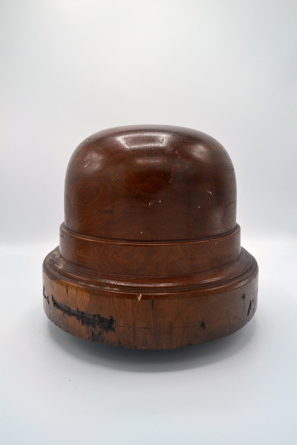 Antique Hat Block