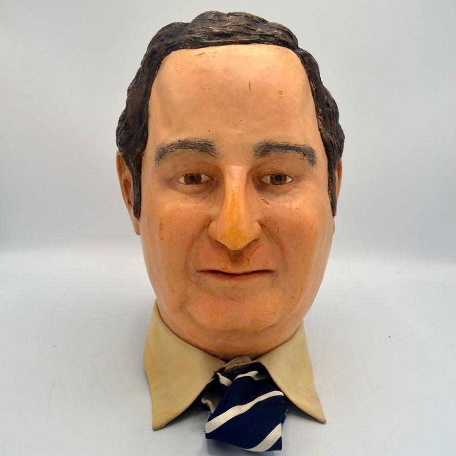 Wax Display Head