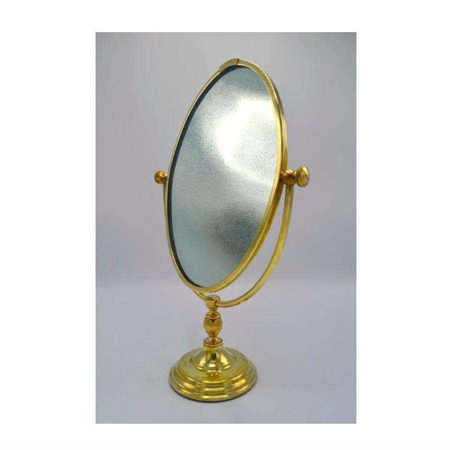 Brass Framed Counter Top Mirrors