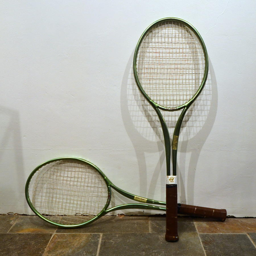 Large Tennis Display Rackets
