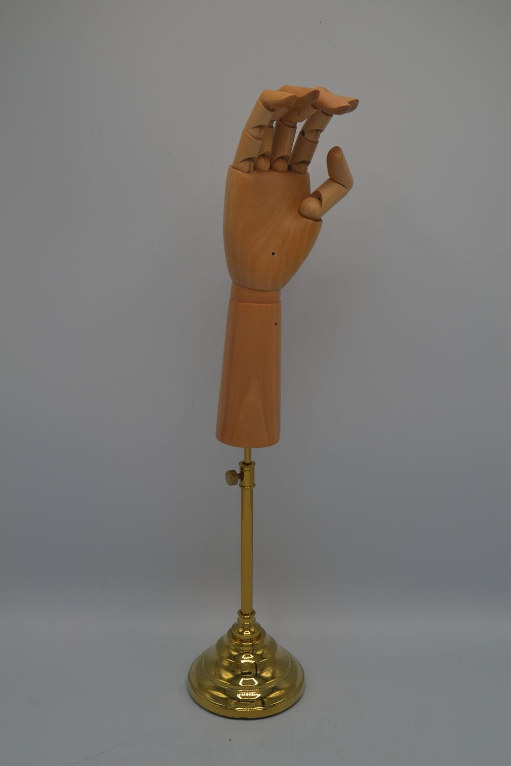 Adjustable Wooden Hand