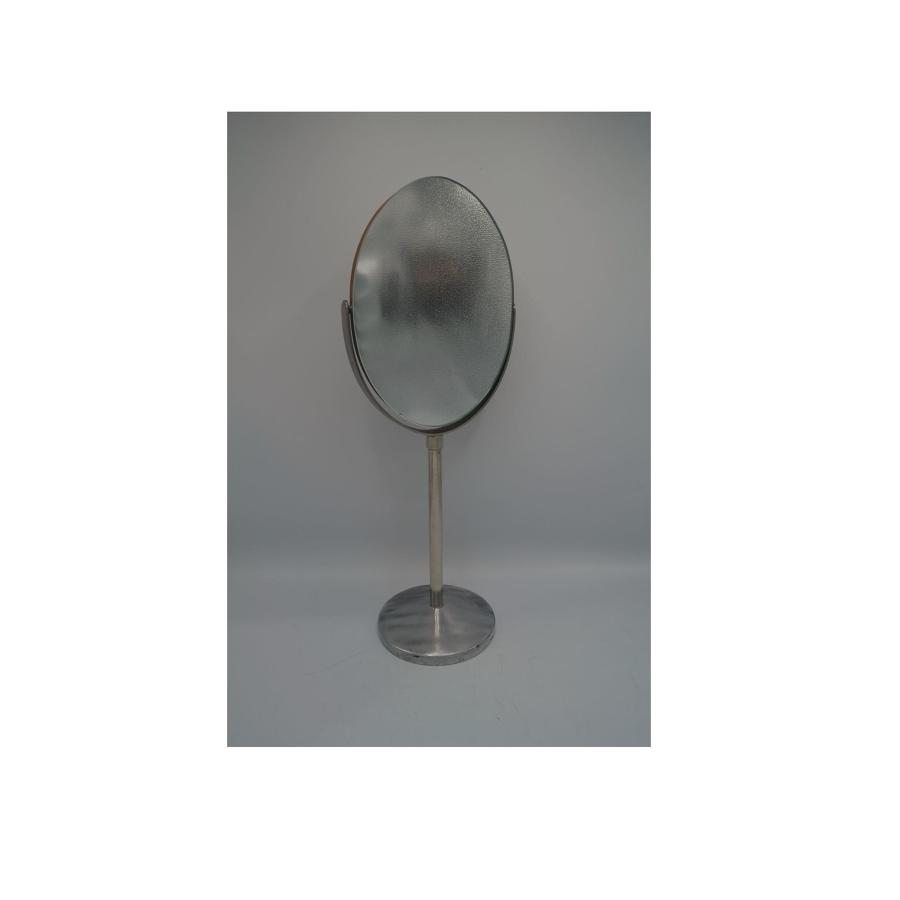1960s Vintage Chrome Bedroom Vanity Mirror