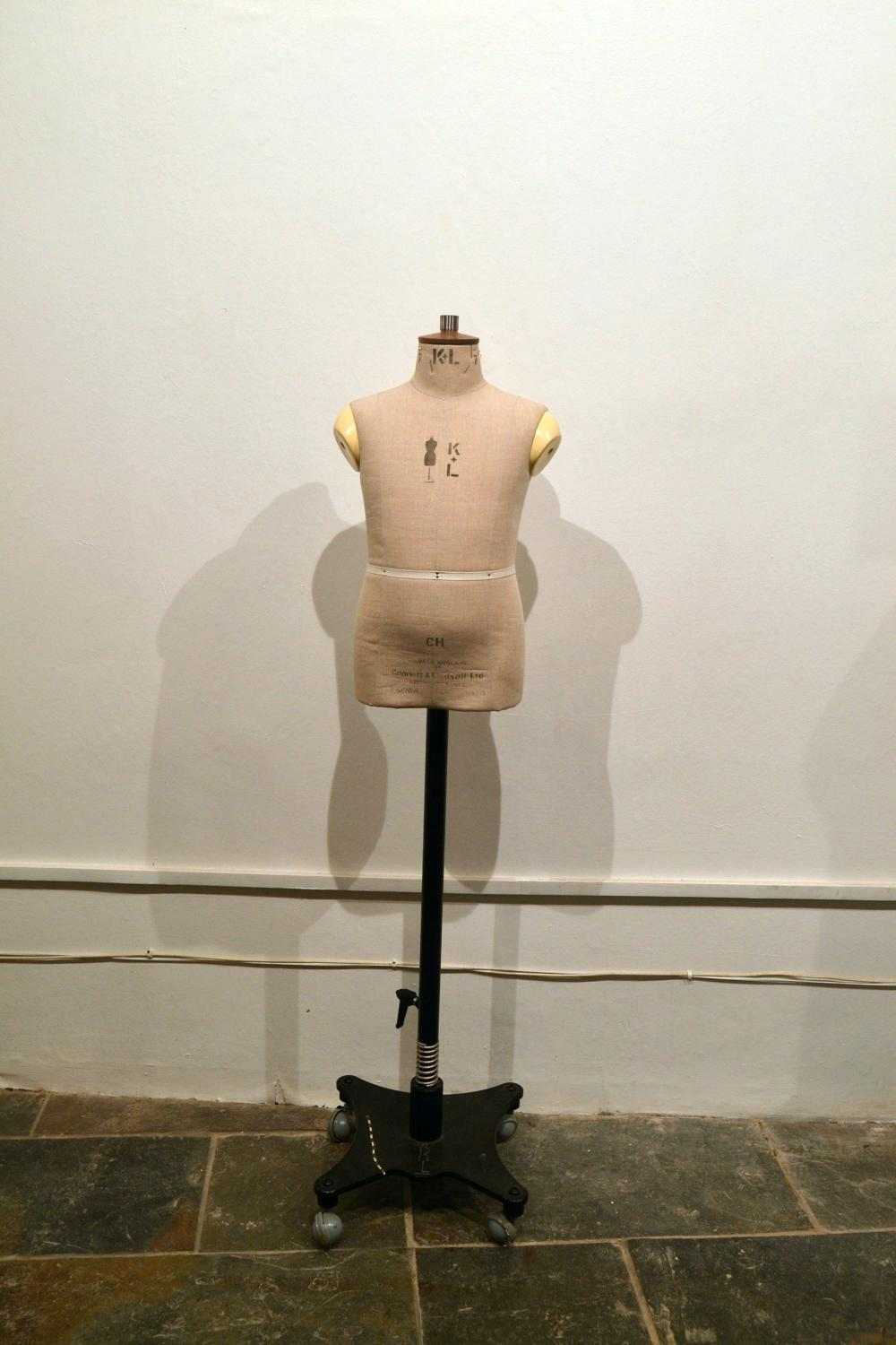 K & L Child Mannequin on Base