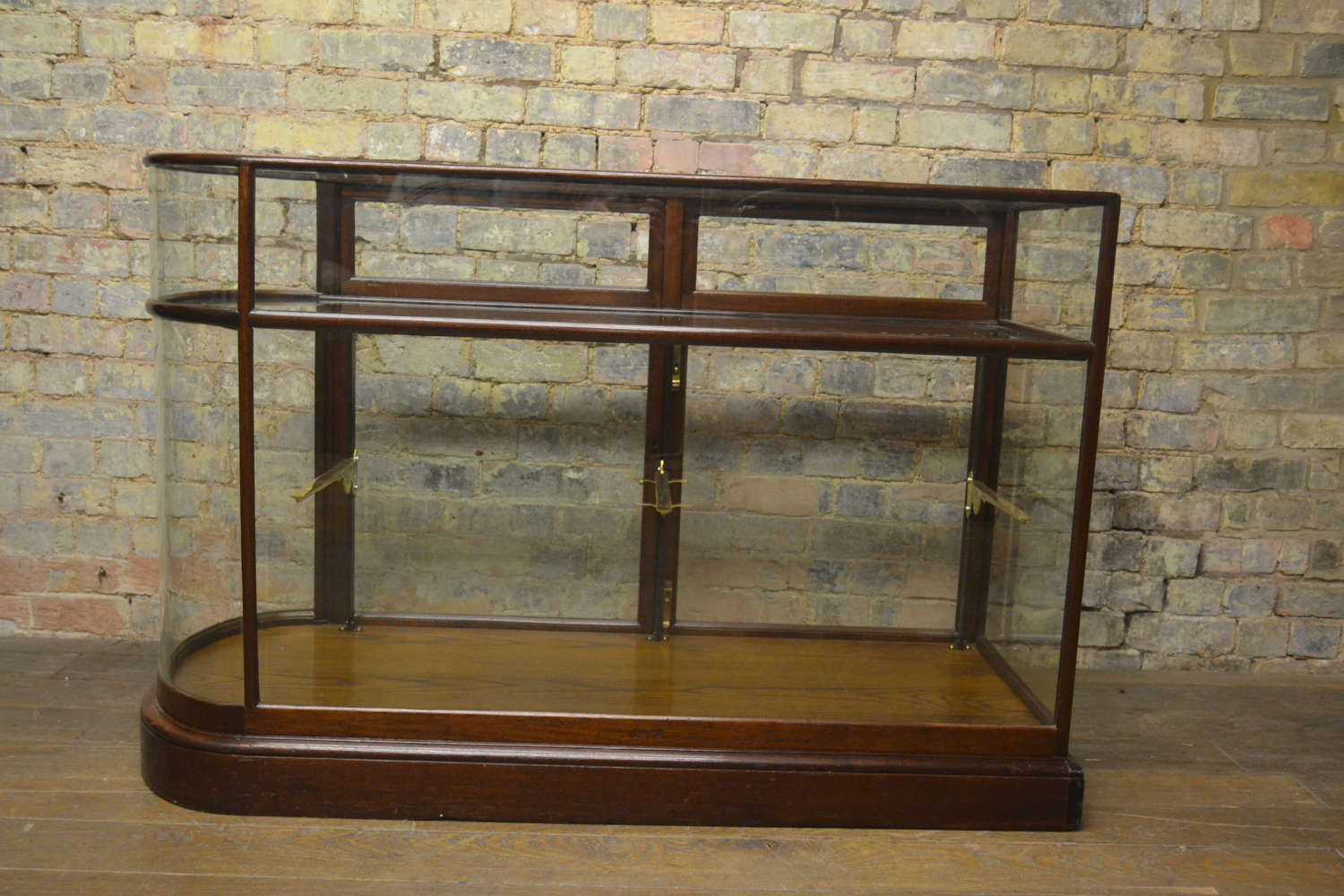 Fabulous Victorian Mahogany Jeweller's Display Counter