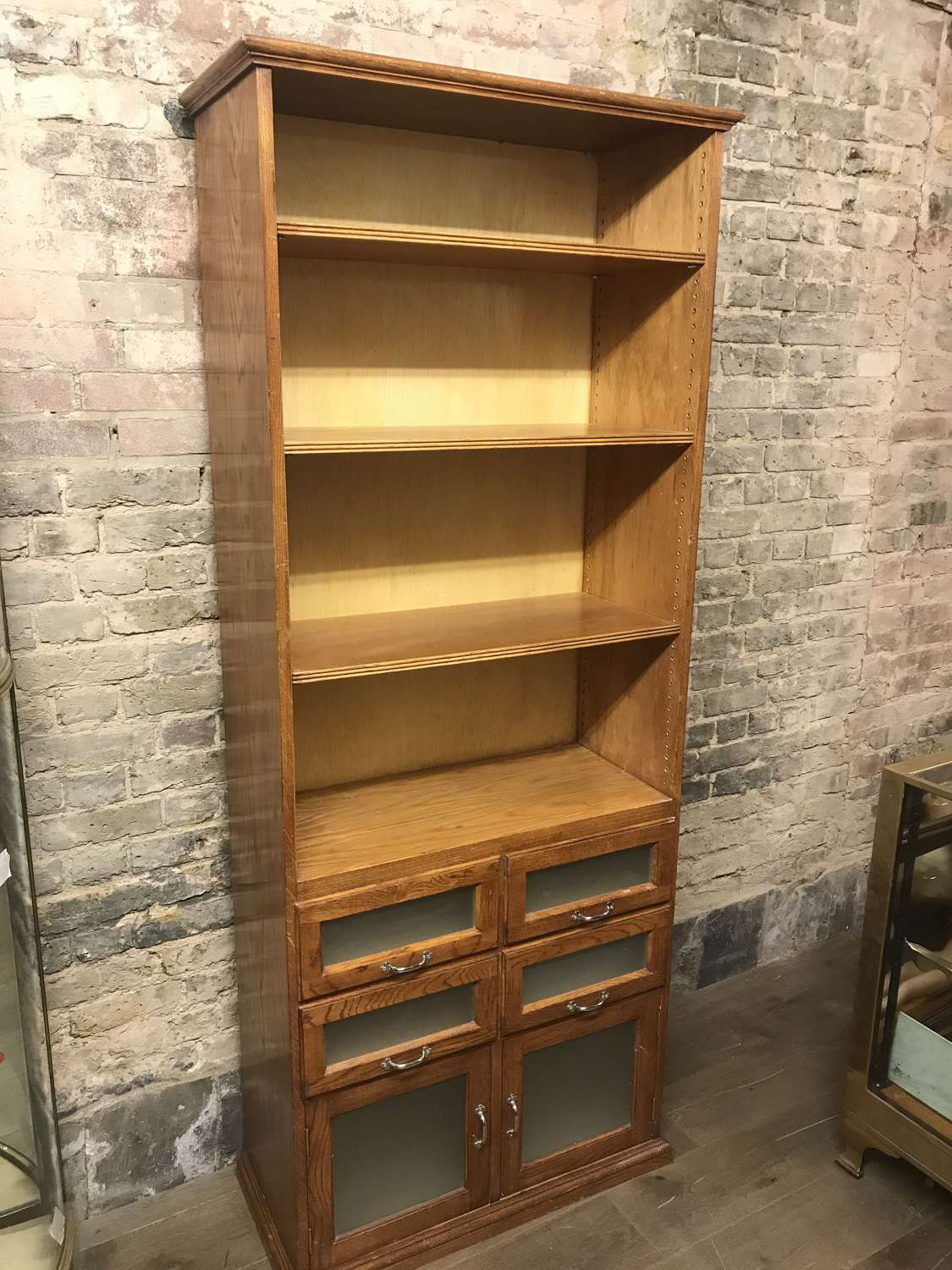 Haberdashery Drawers with Shelves