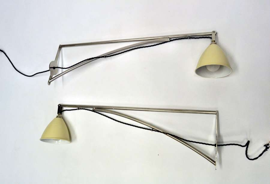 1960s Wall Lights - Out of Stock