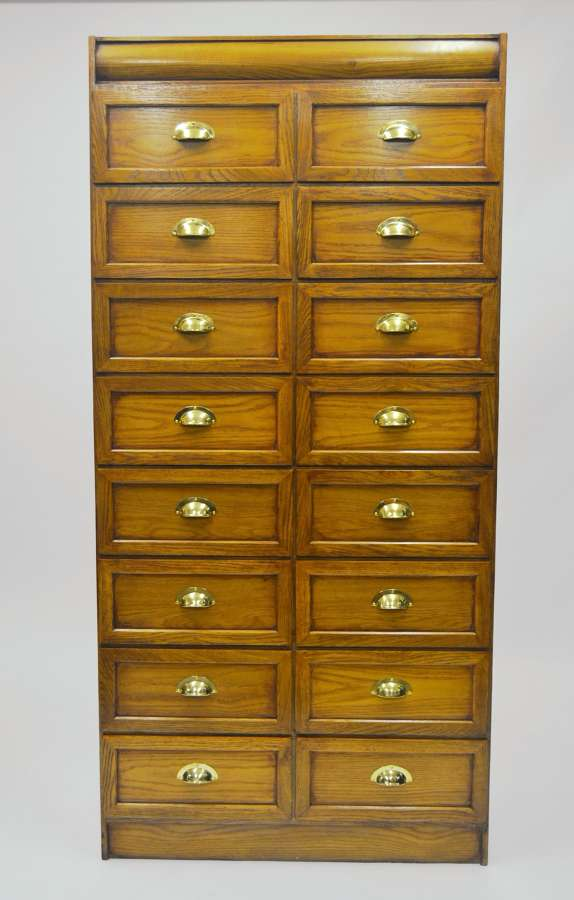 Solid Drawer Haberdashery Cabinet