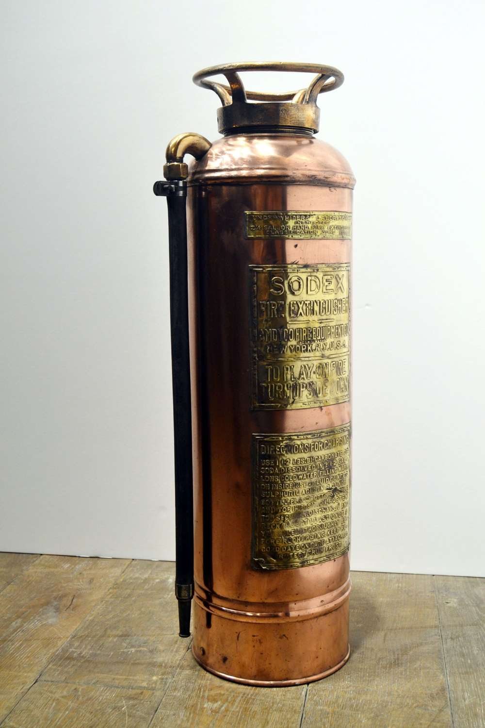 American 1920 Fire Extinguisher