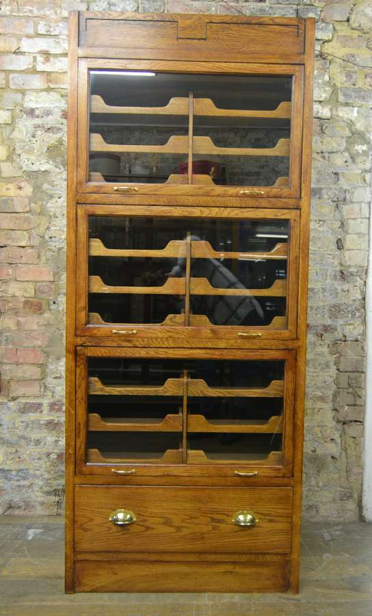 The Dudley Flip Up Haberdashery Cabinet