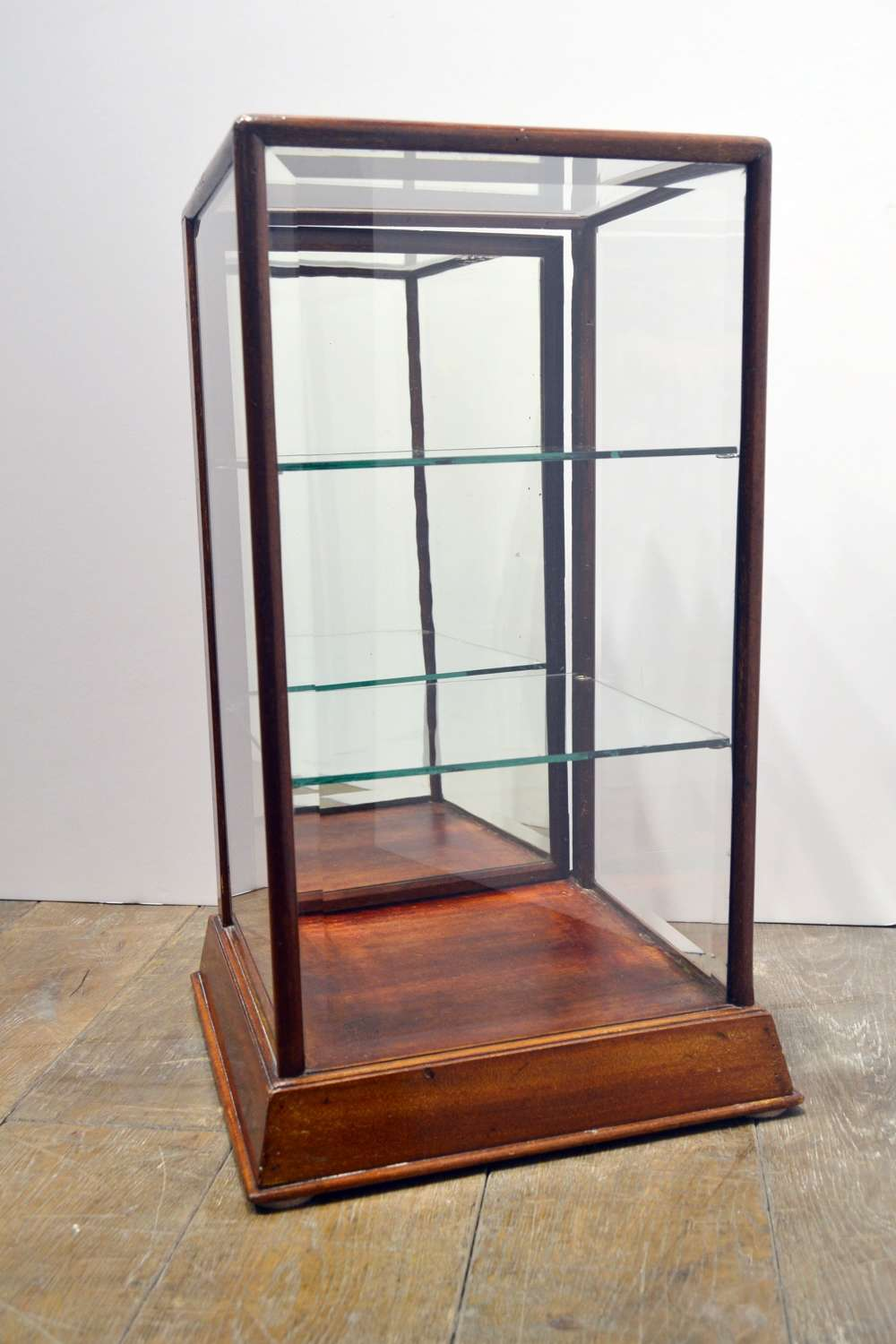 1920s Counter Top Display Cabinet