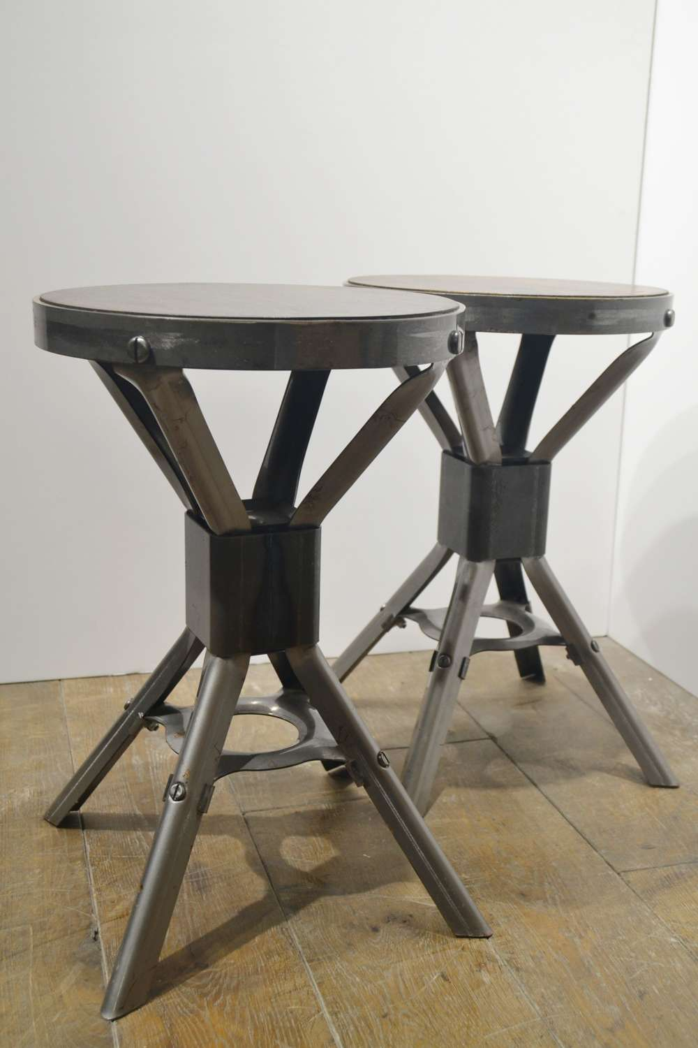1920S Factory Stools