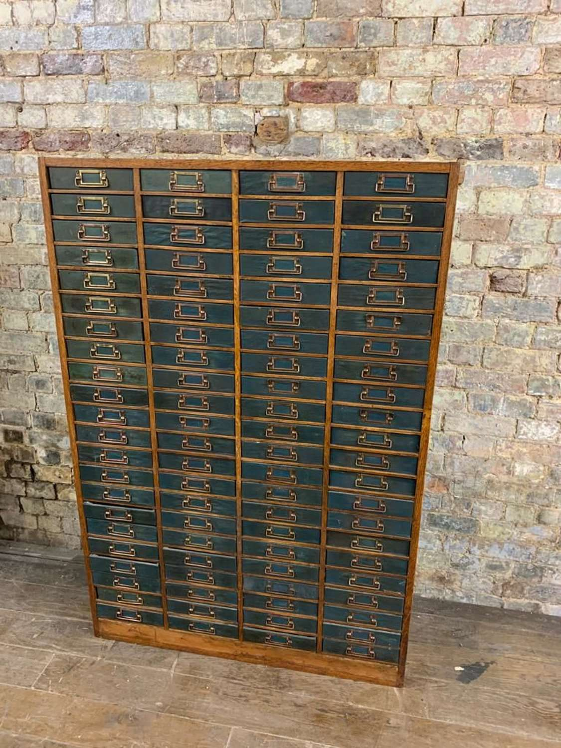 1930s French Solicitors Cabinet