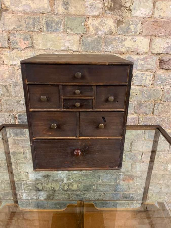 Watchmaker's Chest of Drawers