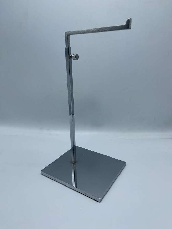 Chrome Display Stands